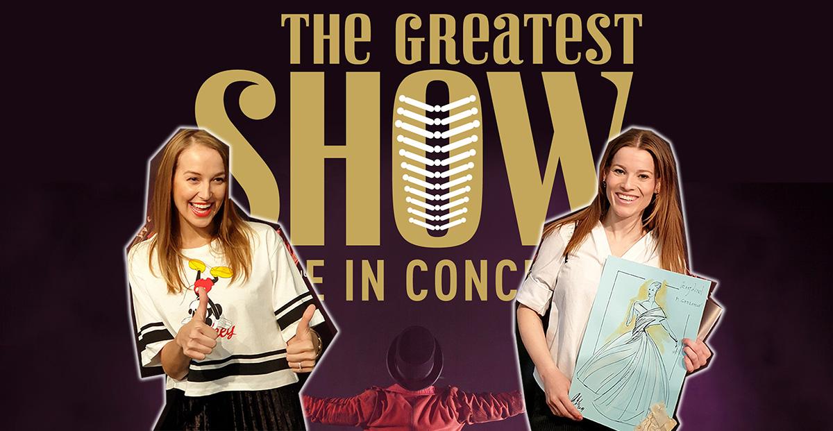 THE GREATEST SHOW představuje kompletní obsazení a přidává další termín koncertu!