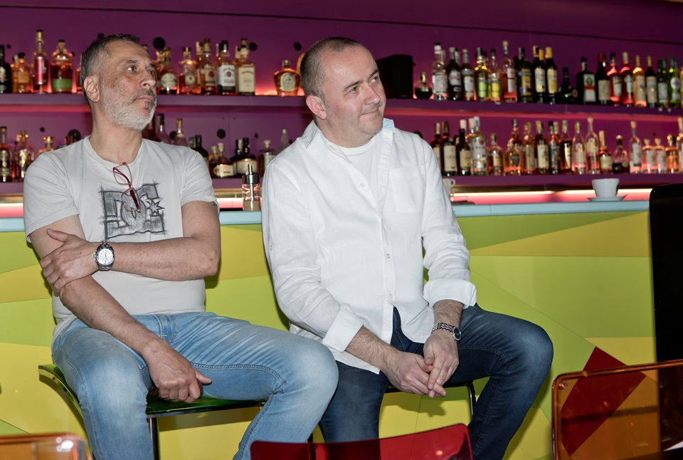 David Suchařípa a Daniel Hádl