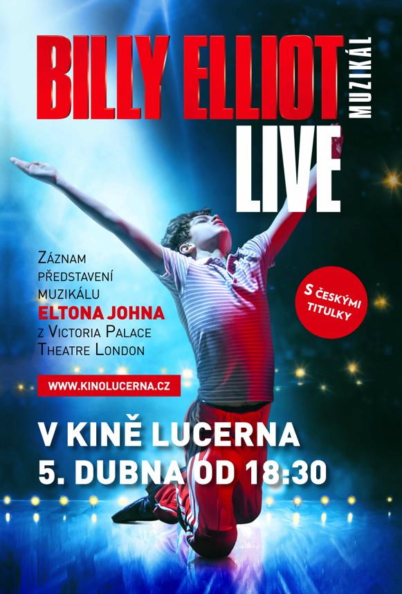 Billy Elliot Kino Lucerna