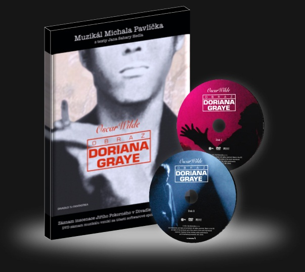 DVD Obraz Doriana Graye