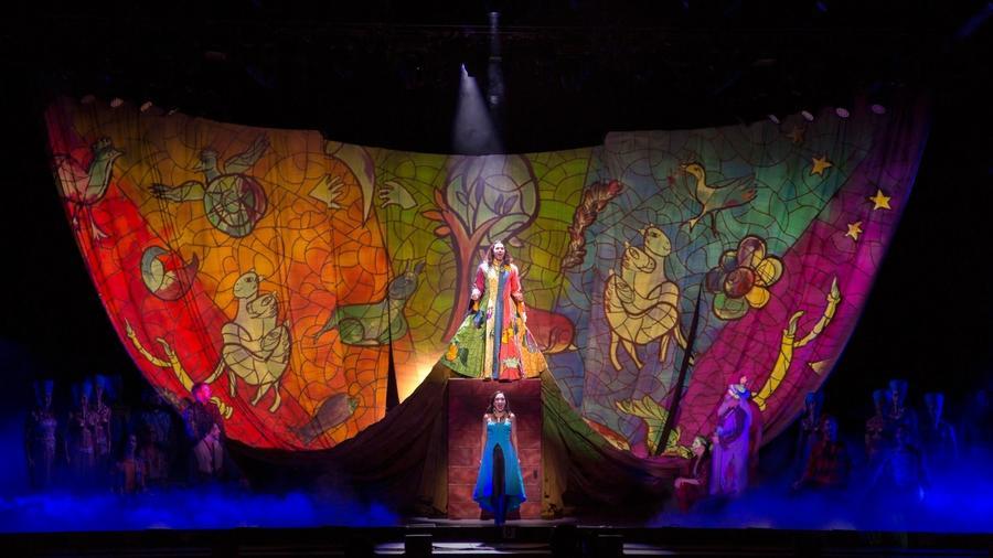 Konkurz do muzikálu Josef a jeho úžasný pestrobarevný plášť