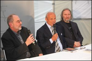 Ivo Šmoldas, Michal Horáček, Boris Jirků