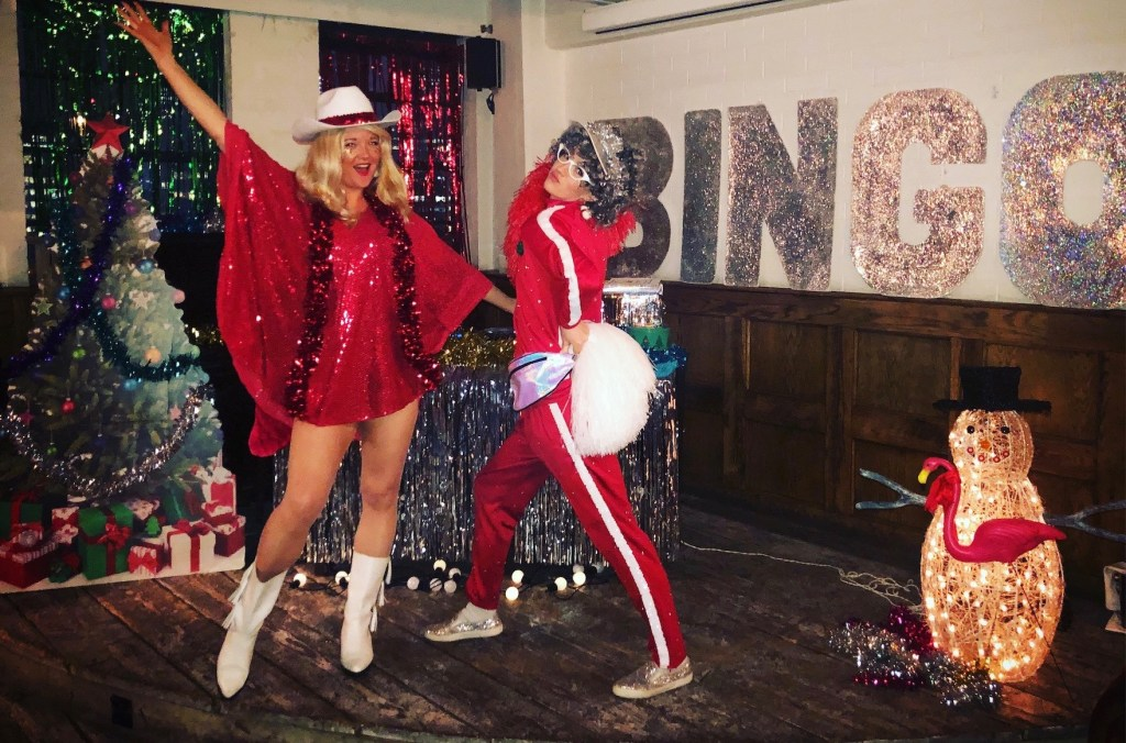 Christmas Indeedy Bingo at Shoreditch House