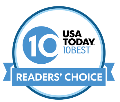Indeedy Bingo featured by USA Today 10 Best