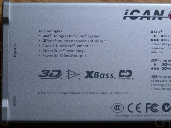iCAN Amplifier 8