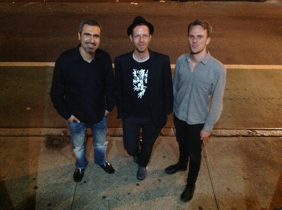 Trio with Lars Eckman and Alex Kautz