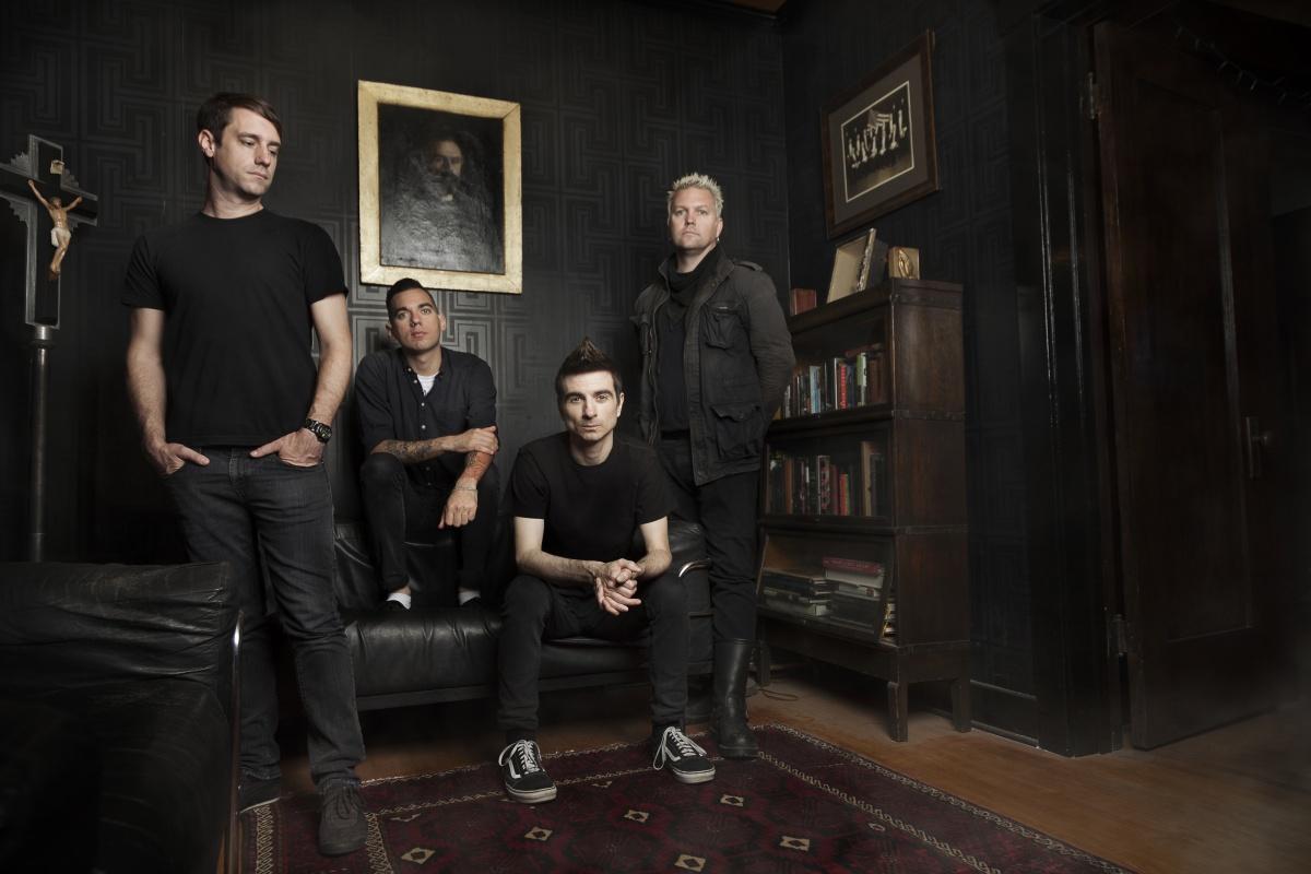 Anti-Flag Photo