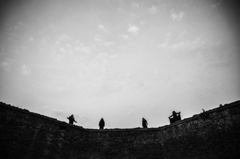 SUNN O))) Photo by Peter Beste