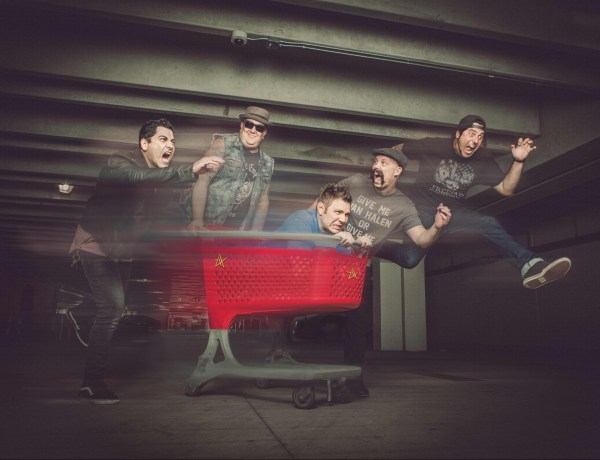 Zebrahead Photo