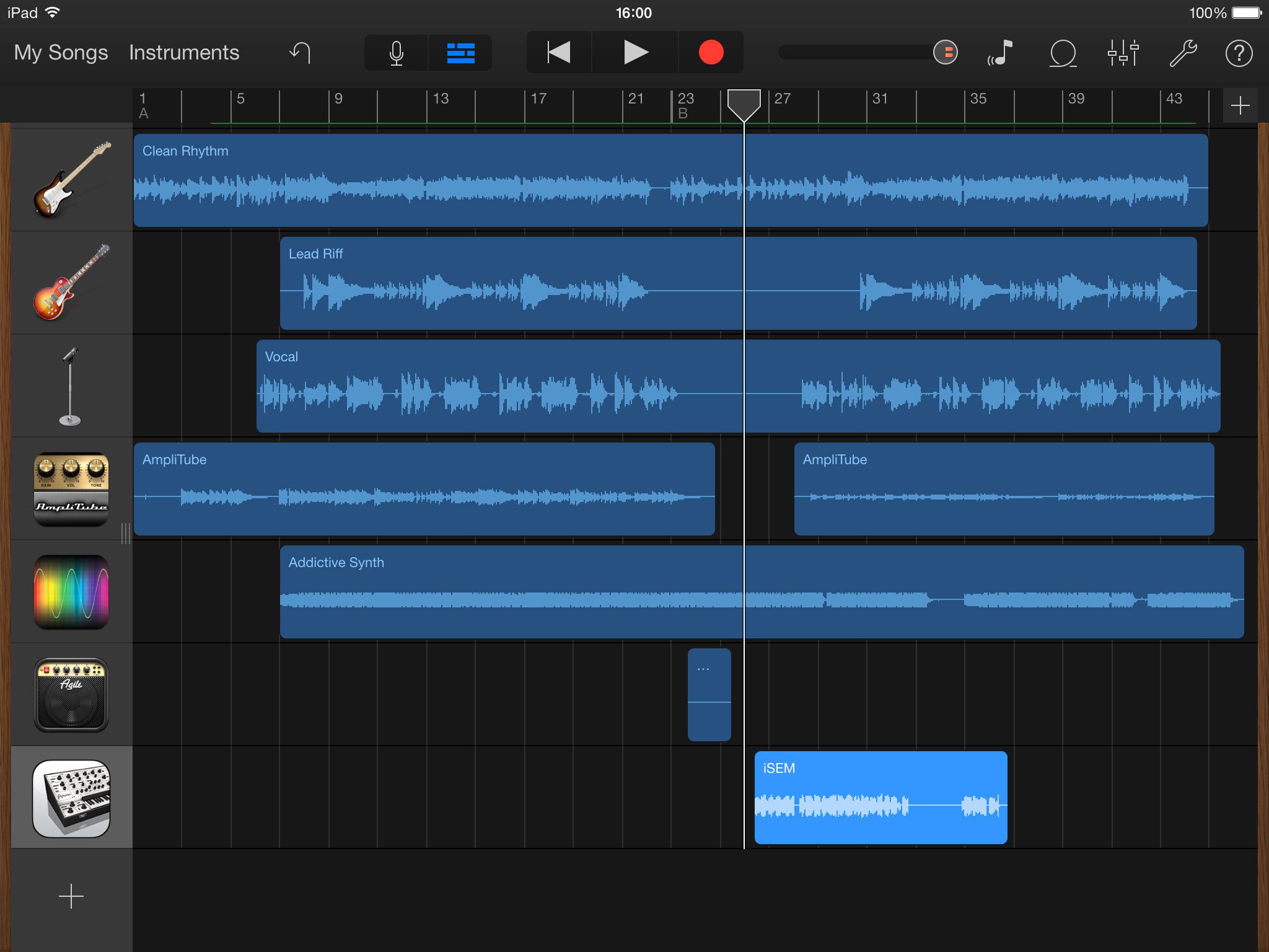Garageband Songs Writing A Song With A Garage Band