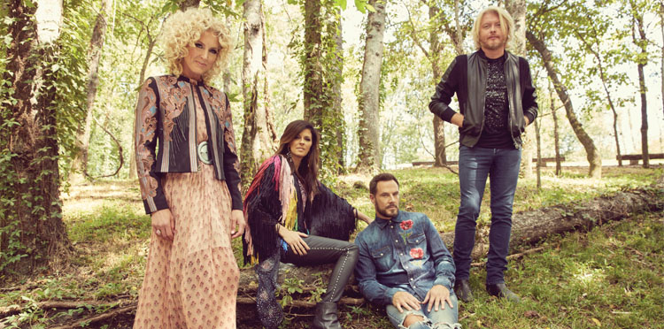 Award-Winning Country Chart-Toppers Little Big Town to Perform at