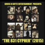 831 CYPHER – PLAYZ, GIANT, CREEPER, SMOOV G, SCAVENGER, LOGIK THE SAINT, RUBBA TUNG THE MONSTA, DESPERADO, YT DO DAT, GHAMBIT, SCORPZ THE VENOM, LP, BART PIMPSON, MONIKAPE, LEE EARL , ROSS ROCK