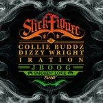 STICK FIGURE – SMOKIN' LOVE ft. COLLIE BUDDZ, J BOOG, IRATION, & DIZZY WRIGHT (REMIX)