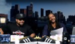 ICE CUBE SMOKES OUT WITH SNOOP DOGG ON GGN