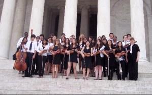 Eastern Regional High School Orchestra