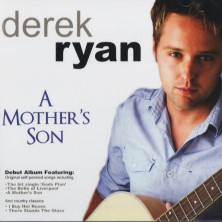 Derek Ryan A Mother's Son CD