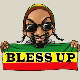 LINE_Snoop_Free_StickerSet_BlessUp