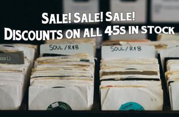 Musicdawn 45s Sale