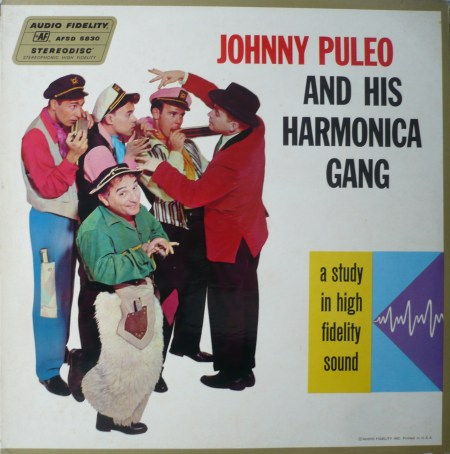 Johnny Puleo Music