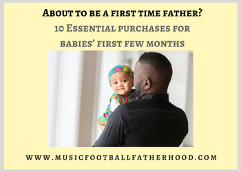 Permalink to: About to be a first time father? 10 Essential purchases for babies' first few months