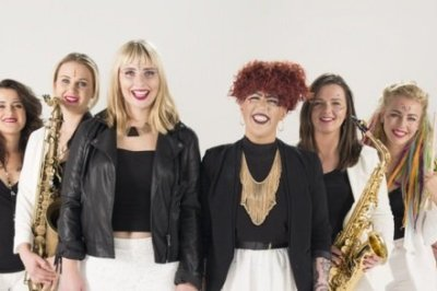 The Ladies 8 Piece Funk Band