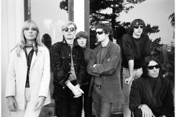1965 - The Velvet Underground and Nico - Image by Steve Schapiro/Corbis