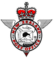 NZ Post Office coat of arms