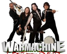 Warmachine band