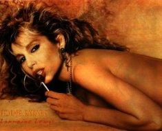 Femme Fatale Lorraine Lewis nude