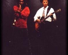 Tony Springer David Bowie