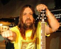 Jimmy Bower guitar