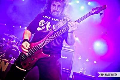 Terry Butler bass