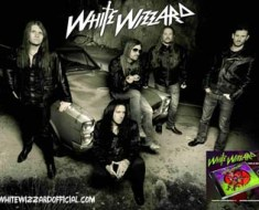 White Wizzard band