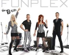 The B-52's funplex cover