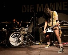 Die mannequin care failure on stage