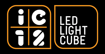 IC12 Led Light Cube, Official Lighting Sponsor of Music on the Spot, Supporters of Live Music Videos