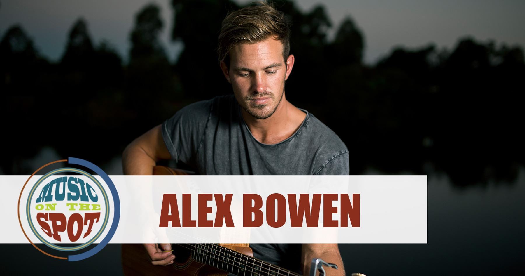 Alex Bowen at Warabrook Wetlands