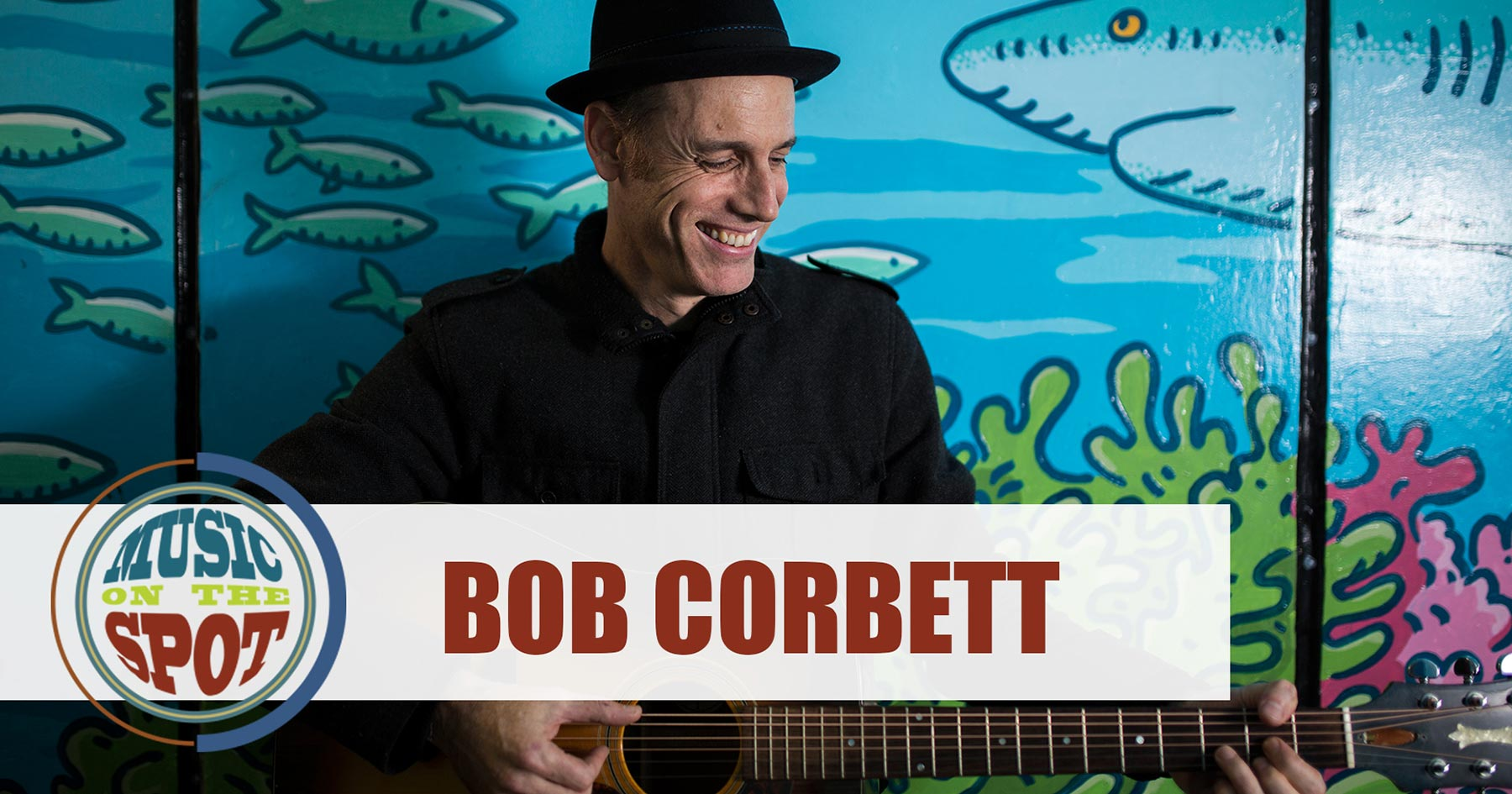 Bob Corbett in The Merewether Aquarium