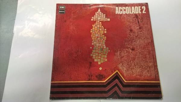 Lp Regal Accolade 2 1971 Uk Lp Folk Prog 1st Pressing Regal Zonophone Usd