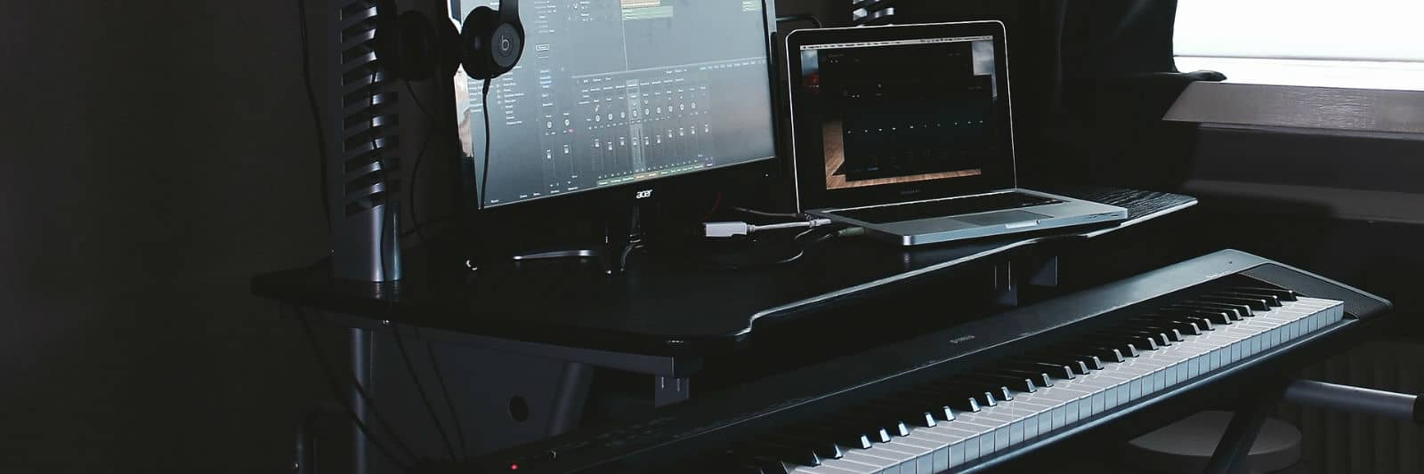 Garageband Na Pc How To Record The Sound Of Your Keyboard On Your Pc Mac Laptop