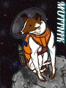 Muttnik Band Logo