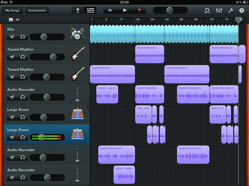 Garageband On Android The 100 Best Music Making Apps Musictech