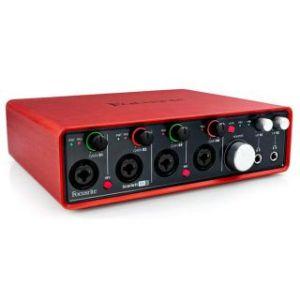 Аудио интерфейс Focusrite Scarlett 18i8