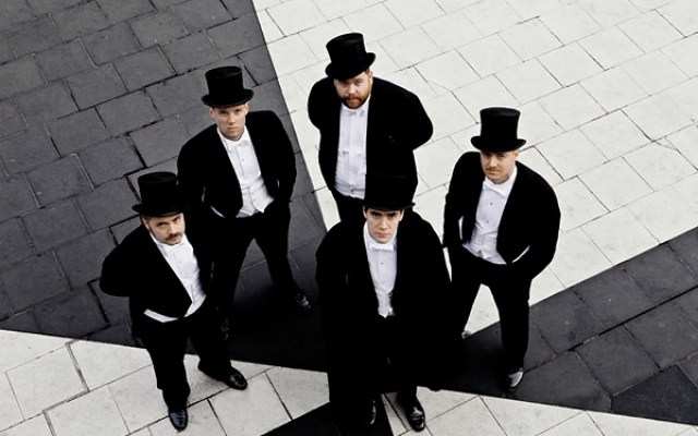 The Hives - band picture - 2012