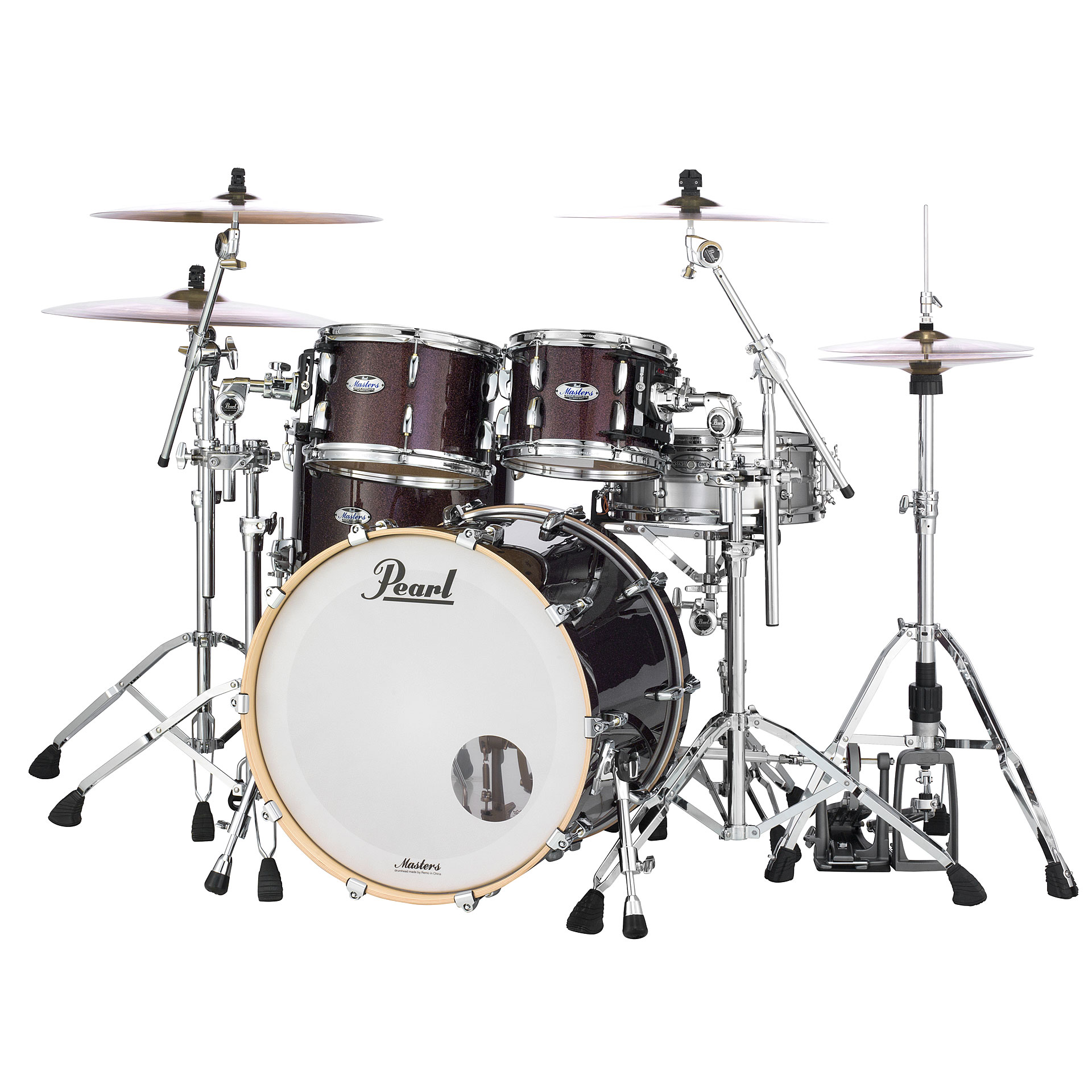 Erfahrung Synonym Pearl Masters Maple Complete 22 Quot Burnished Bronze Sparkle