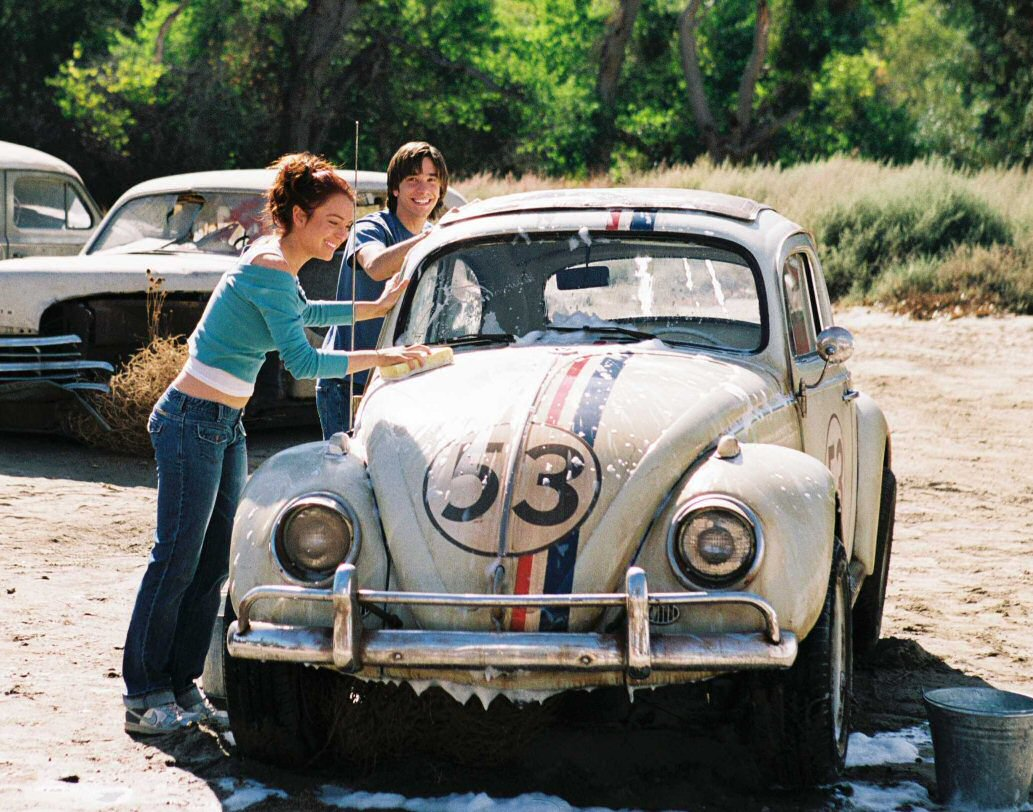 Wallpapers Cars Disney Hd Review Herbie Fully Loaded Musings From Us