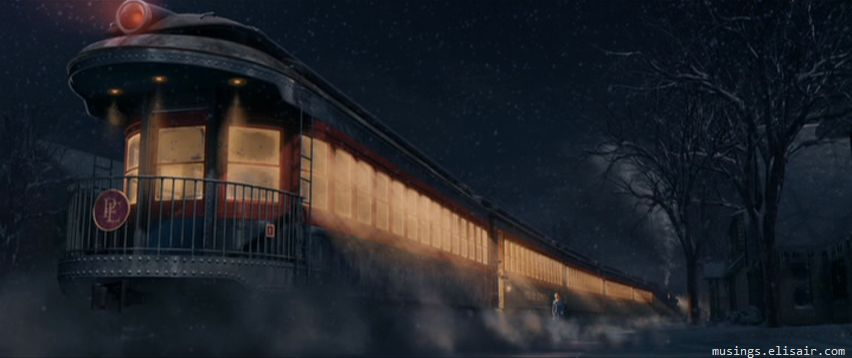 Animation Movie Wallpaper The Polar Express Journey Beyond Your Imagination