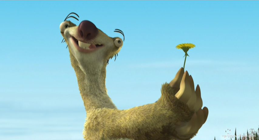 Cute Sloth Wallpaper Ice Age The Coolest Event In 16 000 Years Musings From Us