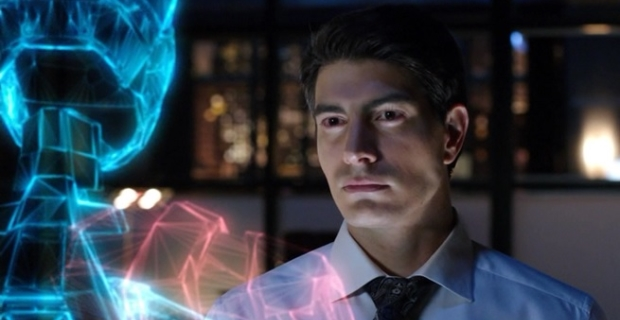 Arrow Ray Palmer Atom Suit Brandon Routh Arrows Ray Palmer A Natural Choice For Next Spinoff; New ATOM Suit Details