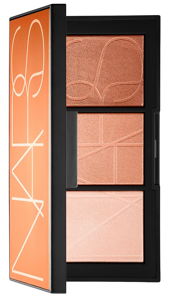 Banc Palette Nars Banc De Sable Highlighter Palette Arrives Today Musings Of